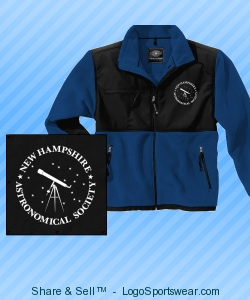 24.  Polar Fleece and Nylon Trimmed Jacket Design Zoom