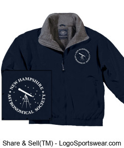 29.  Three Season Navigator Jacket Design Zoom