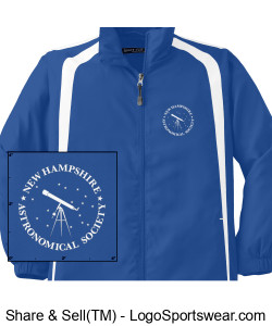 26.  100% Polyester Jacket With Jersey Lining Design Zoom